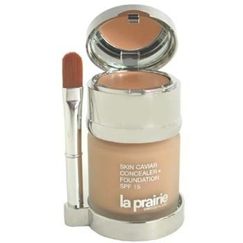 La Prairie Skin Caviar Concealer Foundation SPF 15 - # Soleil Peach  30ml/1oz