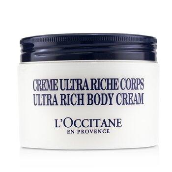 L'Occitane Shea Butter Ultra Rich Body Cream  200ml/7oz