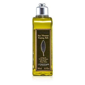 L'Occitane Verbena Harvest Foaming Bath  500ml/16.9oz