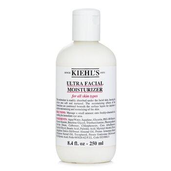 Kiehl's Ultra Facial Moisturizer - For All Skin Types  250ml/8.4oz