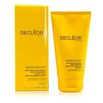 Decleor Perfect Sculpt - Stretch Mark Restructuring Gel Cream  150ml/5oz
