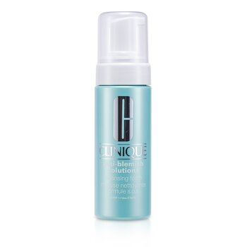 Clinique Anti-Blemish Solutions Cleansing Foam (All Skin Types)  125ml/4.2oz