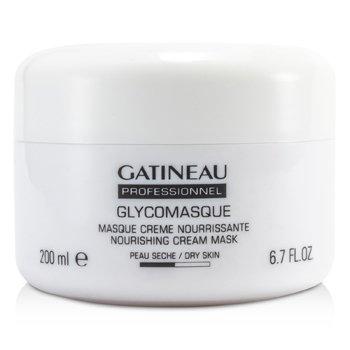 Gatineau Nutriactive Glycomasque Nourishing Cream Mask - Dry Skin (Salon Size)  200ml/6.7oz