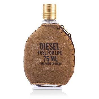 Diesel Fuel For Life Eau De Toilette Spray  75ml/2.5oz