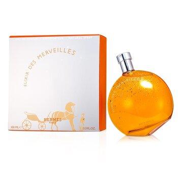 Hermes Eau Des Merveilles Elixir Eau De Parfum Spray  100ml/3.4oz