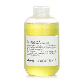 Davines Momo Moisturizing Shampoo (For Dry or Dehydrated Hair)  250ml/8.45oz
