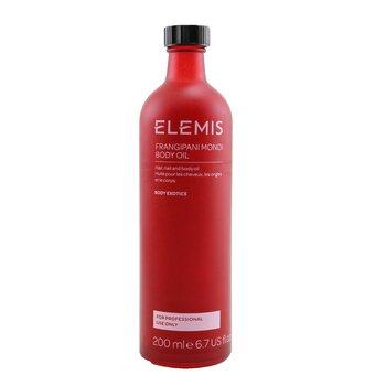 Elemis Exotic Frangipani Monoi Oil Moisture Melt (Salon Size)  200ml/6.8oz