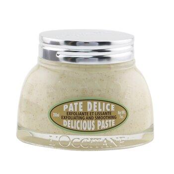 L'Occitane Almond Exfoliating and Smoothing Delicious Paste  200ml/7oz