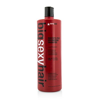 Sexy Hair Concepts Big Sexy Hair Sulfate-Free Volumizing Shampoo  1000ml/33.8oz