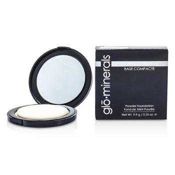 GloMinerals GloPressed Base (Powder Foundation) - Honey Light  9.9g/0.35oz