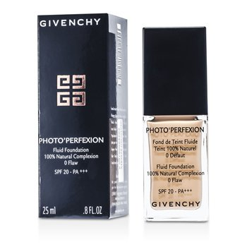 Givenchy Photo Perfexion Fluid Foundation SPF 20 - # 5 Perfect Parline  25ml/0.8oz