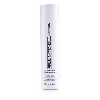 Paul Mitchell Extra-Body Daily Shampoo (Thicken and Volumizes)  300ml/10.14oz