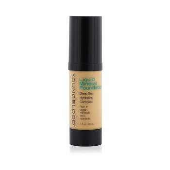 Youngblood Liquid Mineral Foundation - Sand  30ml/1oz