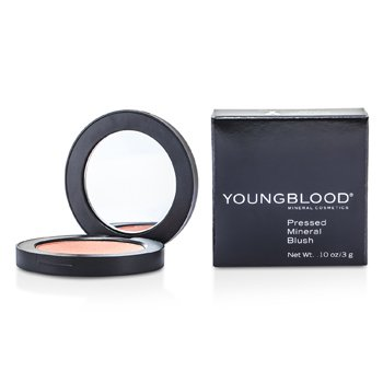 Youngblood Pressed Mineral Blush - Blossom  3g/0.11oz