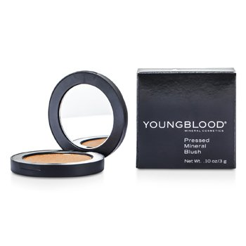 Youngblood Pressed Mineral Blush - Cabernet  3g/0.11oz