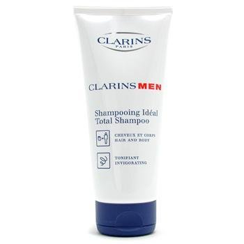 Clarins Men Total Shampoo (Hair & Body)   200ml/6.7oz