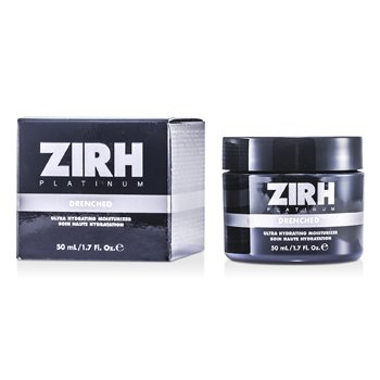Zirh International Platinum Drenched Ultra Hydrating Moisturizer  50ml/1.7oz