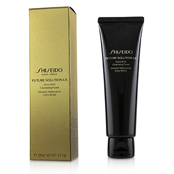 Shiseido Future Solution LX Extra Rich Cleansing Foam  125ml/4.7oz