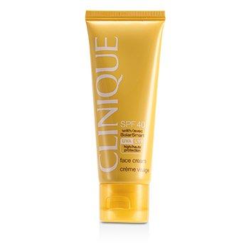 Clinique Sun SPF 40 Face Cream UVA/UVB  50ml/1.7oz