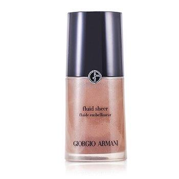 Giorgio Armani Fluid Sheer - # 3 Golden Bronze  30ml/1oz