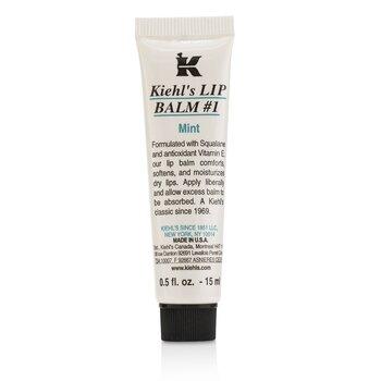Kiehl's Lip Balm # 1 - Mint  15ml/0.5oz