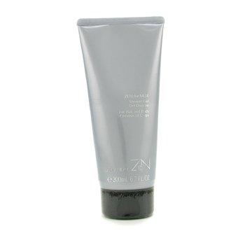 Shiseido Zen For Men Shower Gel For Hair & Body  200ml/6.7oz