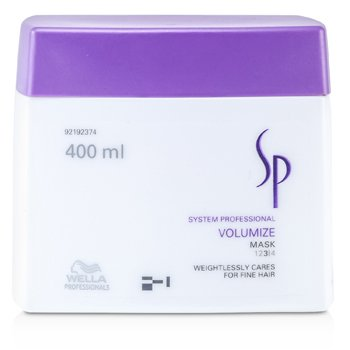 Wella SP Volumize Mask (For Fine Hair)  400ml/13.33oz