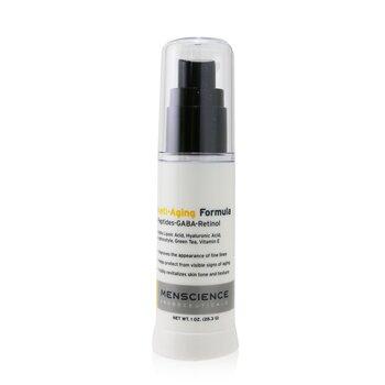 Menscience Anti-Aging Formula Skincare Cream  28.3g/1oz