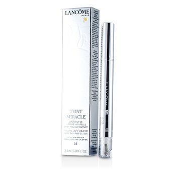 Lancome Teint Miracle Natural Light Creator Perfecting Concealer Pen - #03 Beige Lumiere  2.5ml/0.08oz