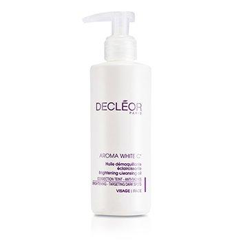 Decleor Aroma White C+ Brightening Cleansing Oil (Salon Size)  200ml/6.7oz