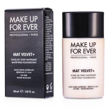 Make Up For Ever Mat Velvet + Matifying Foundation - #40 (Natural Beige)  30ml/1.01oz