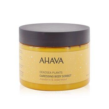Ahava Deadsea Plants Caressing Body Sorbet  350ml/12.3oz