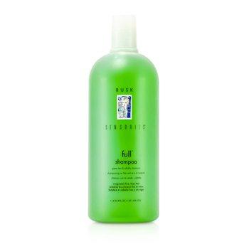 Rusk Sensories Full Green Tea and Alfalfa Bodifying Shampoo  1000ml/33.8oz