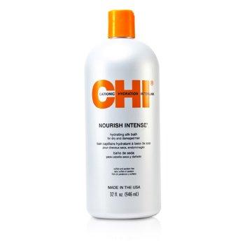 CHI Nourish Intense Hydrating Silk Bath (For Dry & Damaged Hair)  950ml/32oz