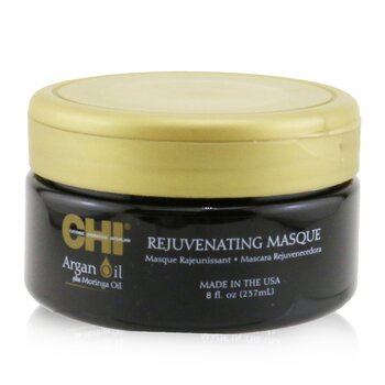 CHI Argan Oil Plus Moringa Oil Rejuvenating Masque  237ml/8oz