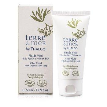 Thalgo Terre & Mer Vital Fluid with Organic Olive Leaf  50ml/1.69oz