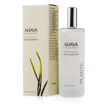 Ahava Deadsea Plants Dry Oil Body Mist  100ml/3.4oz