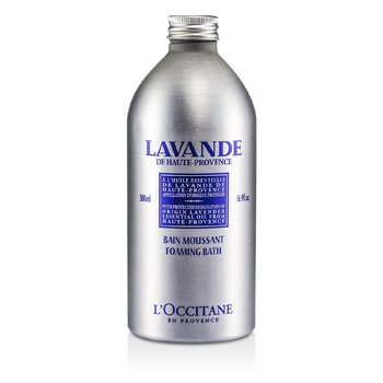 L'Occitane Lavender Harvest Foaming Bath (New Packaging)  500ml/16.9oz