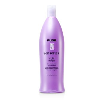 Rusk Sensories Bright Chamomile and Lavender Brightening Shampoo  1000ml/33.8oz
