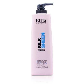 KMS California Silk Sheen Conditioner (Softness & Shine)  750ml/25.3oz