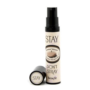 Benefit Stay Don't Stray (Stay Put Primer for Concealers & Eyeshadows) - Light/Medium  10ml/0.33oz