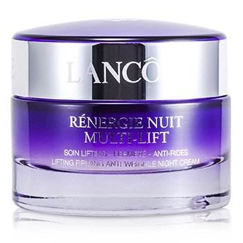 Lancome Renergie Multi-Lift Lifting Firming Anti-Wrinkle Night Cream  50ml/1.7oz