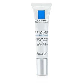 La Roche Posay Pigmentclar Eyes Dark Circle Skin-Evening Corrector - For Sensitive Eyes  15ml/0.51oz