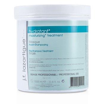 J. F. Lazartigue Moisturizing Mask - Pre Shampoo (Salon Size)  1000ml/33.8oz