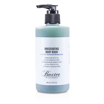 Baxter Of California Invigorating Body Wash - Italian Lime and Pomegranate Essence  300ml/10oz