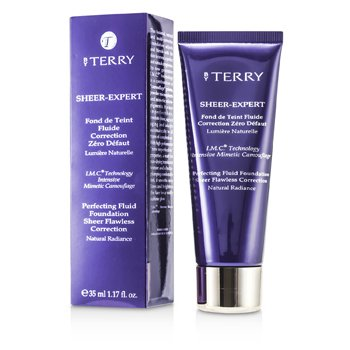 By Terry Sheer Expert Perfecting Fluid Foundation - # 9 Honey Beige  35ml/1.17oz