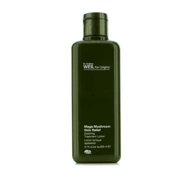 Origins Dr. Andrew Mega-Mushroom Skin Relief Soothing Treatment Lotion  200ml/6.7oz
