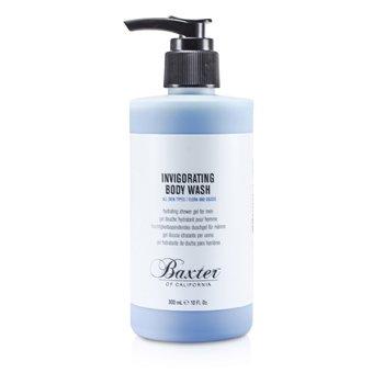 Baxter Of California Invigorating Body Wash - Flora and Cassis  300ml/10oz