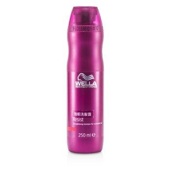 Wella Resist Strengthening Shampoo (For Vulnerable Hair)  250ml/8.4oz