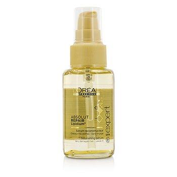 L'Oreal Professionnel Expert Serie - Absolut Repair Lipidium Nourishing Serum - Leave In (For Very Damaged Hair)  50ml/1.7oz